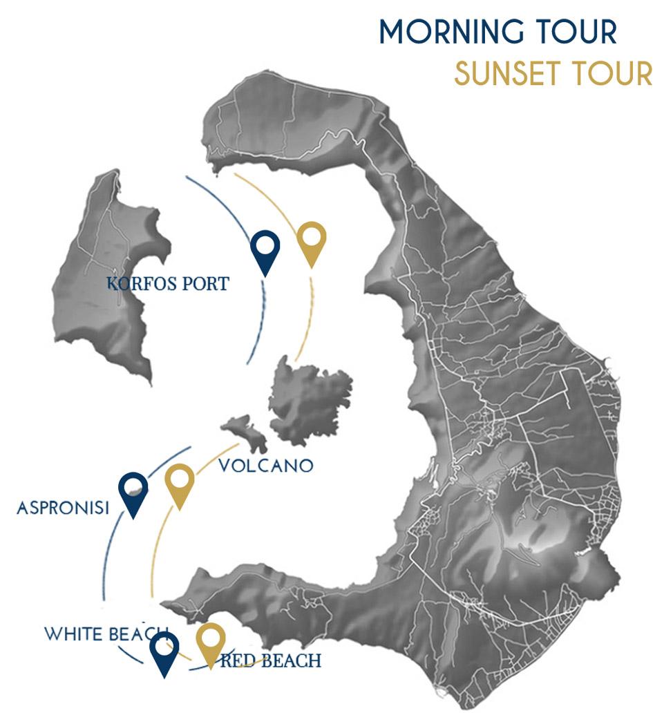 Santorini Sailing Yacht Rentals