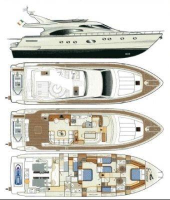 Santorini Sailing Yacht Rentals | LUXURY YACHT FERRETTI 680- M/Y ALEXANDROS